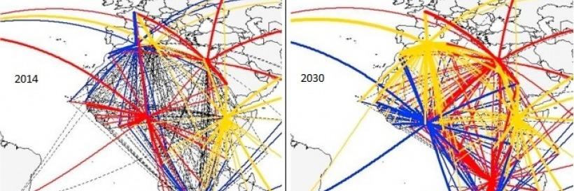 African network demand prediction